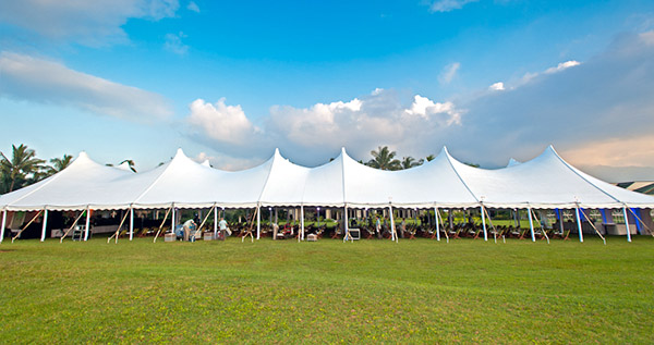60' Wide Tent - Corporate Event Tent Rental
