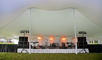 Performance Staging - Kauai party rentals