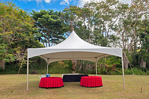 20 x 20 Marquee Tents - Event Tent Rental